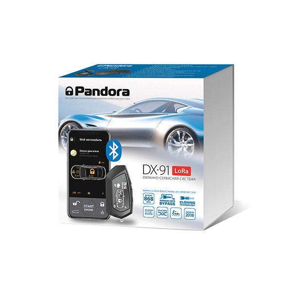 Автосигнализация Pandora DX-91-LoRa v.2