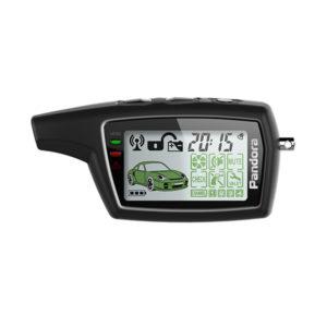 Купить Брелок-LCD DXL-0745 black