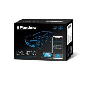 Автосигнализация Pandora DXL 4750